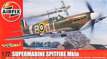 Airfix 1/72 Supermarine Spitfire Mk.1a: www.mightylancergames.co.uk