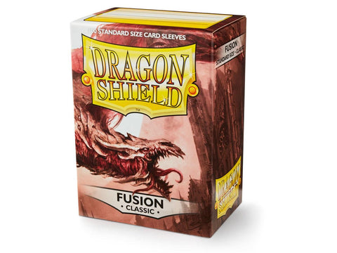 Dragon Shield Classic Fusion – 100 Standard Size Card Sleeves: www.mightylancergames.co.uk