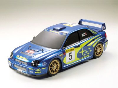 SUBARU IMPREZA WRC2001 - Tamiya 1/24 Model Kit :www.mightylancergames.co.uk