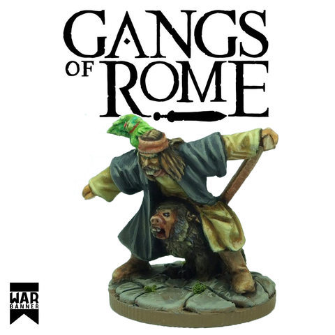 Gangs of Rome - Zenobius, Cilician Pirate