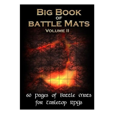 Big Book of Battle Mats Volume 2