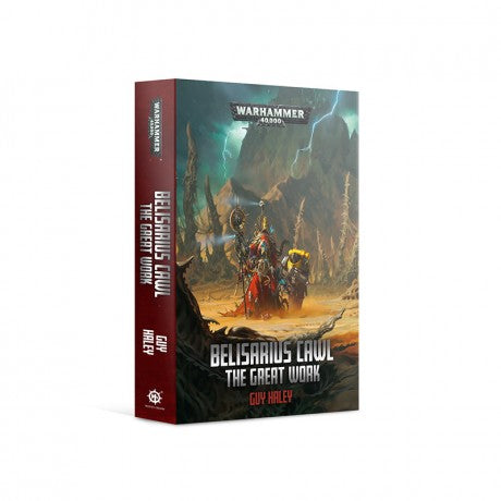 Belisarius Cawl - The Great Work (Paperback) :www.mightylancergames.co.uk