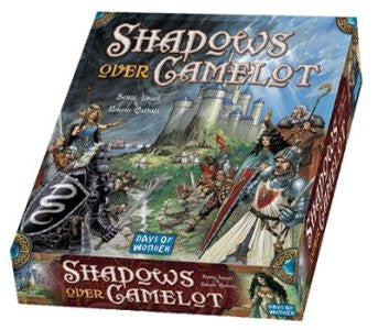 Shadows over Camelot: www.mightylancergames.co.uk
