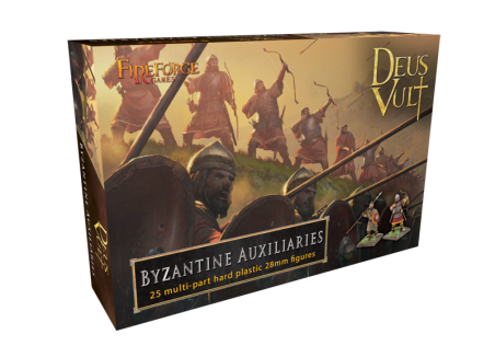 Byzantine Auxiliaries: www.mightylancergames.co.uk