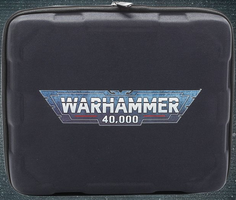 WARHAMMER 40000 CARRY CASE ****Pre-order for release on the 25th July 2020****