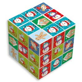 Christmas Puzzle Cube