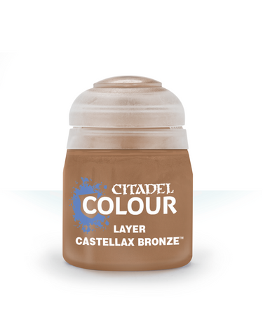 Citadel Layer Paint - Castellax Bronze  (12ml)