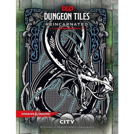 Dungeon Tiles Reincarnted City: www.mightylancergames.co.uk