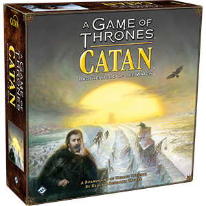 Brotherhood of the Watch - A Game of Thrones Catan Edition: www.mightylancergames.co.uk