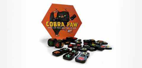 Cobra Paw: www.mightylancergames.co.uk