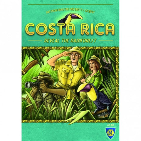 Costa Rica Boardgame: www.mightylancergames.co.uk
