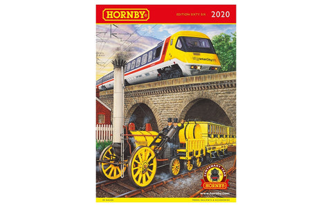 2020 Hornby Catalogue (R8159) :www.mightyl;ancergames.co.uk