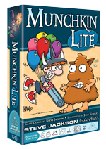 munchkin lite - www.mightylancergames.co.uk