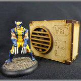 Rooftop Accessories (TT Combat Mdf) :www.mightylancergames.co.uk