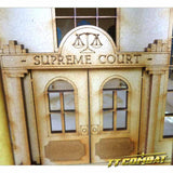 TT Combat: Supreme Courthouse