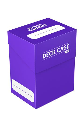 deck box- purple