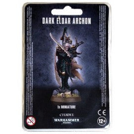 Dark Eldar Archon - Drukari ( Warhammer 40k) :www.mightylancergames.co.uk