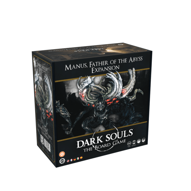 Dark Souls Board Game- Manus, Father Of The Abyss Expansion