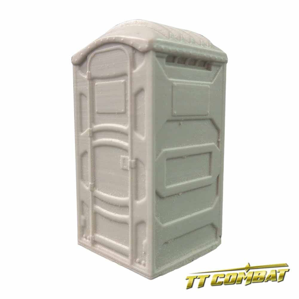 TT Combat: Portaloo Set