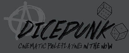 Dicepunk RPG Rulebook :www.mightylancergames.co.uk