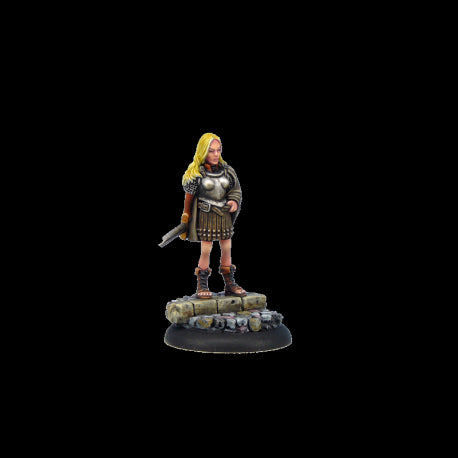 Angua von Überwald - Discworld Miniatures (D01700) :www.mightylancergames.co.uk
