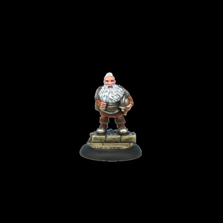 Cheery Littlebottom - Discworld Miniatures (D01800) :www.mightylancergames.co.uk