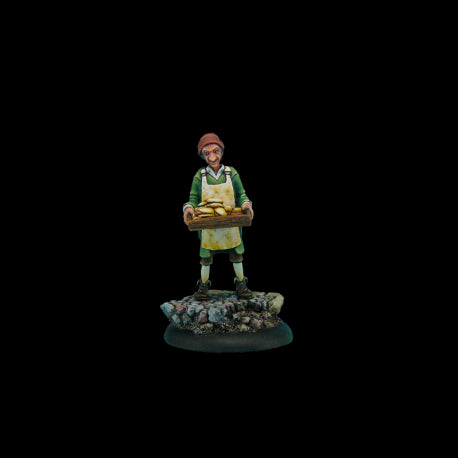 Dibbler - Discworld Miniatures (D03000) :www.mightylancergames.co.uk