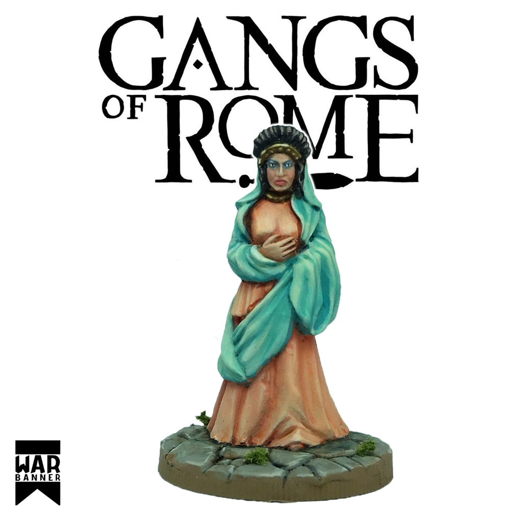 Gangs of Rome - Flavia Graecina, the Domina