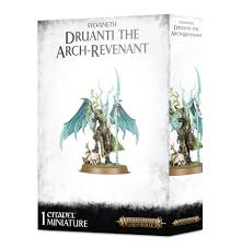 Druanti the Arch-Revenant - Sylvaneth (Age of Sigmar) :www.mightylancergames.co.uk