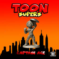 Captain Ace - Super Toons: www.mightylancergames.co.uk