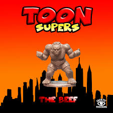 The Beef - Super Toons: www.mightylancergames.co.uk
