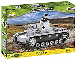 Panzer I Ausf. A -Cobi Blocks: www.mightylancergames.co.uk