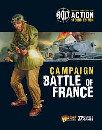 Campaign Battle of France (Bolt Action) :www.mightylancergames.co.uk