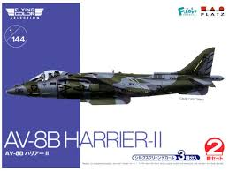 Flying Colour Selection - AV-8B Harrier-II: www.mightylancergames.co.uk