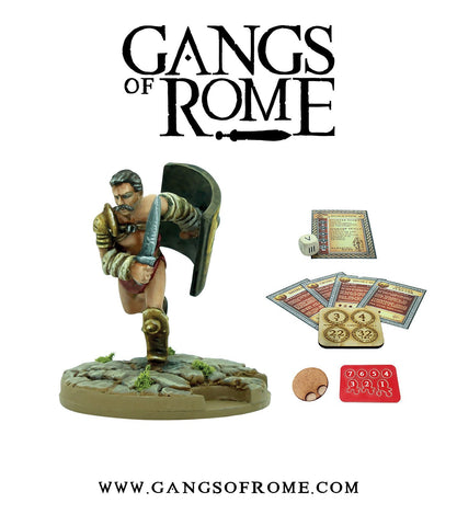 Gangs of Rome - Fighter Duodevicesimus
