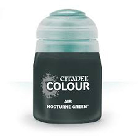 Citadel Air  - Nocturne Green (24ml) :www.mightylancergames.co.uk
