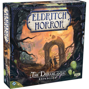 Eldritch Horror - The Dreamlands :www.mightylancergames.co.uk