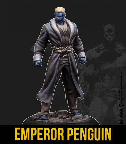 Emperor Penguin - Batman Miniature Game ( 35DC231)