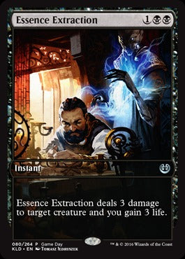 Essence Extraction - Foil - PreRelease