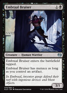 Embraal Bruiser - Foil MightyLancerGames