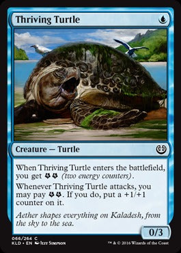 Thriving Turtle MightyLancerGames