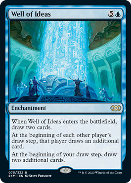 Well of Ideas- 75/332 -Double Masters