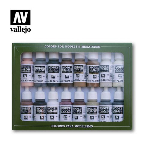 AV Vallejo Model Air Set - Equestrian Colours: www.mightylancergames.co.uk