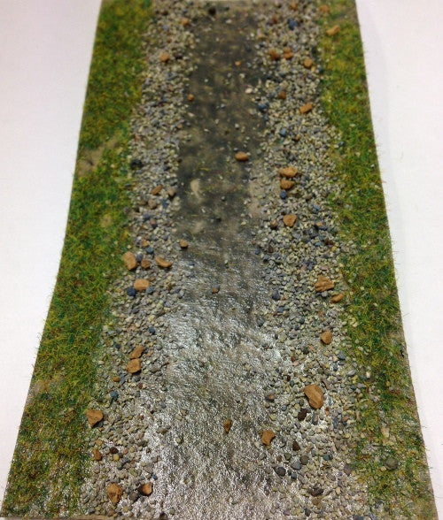 Battle Zone: 75mm X 120mm Shallow stream