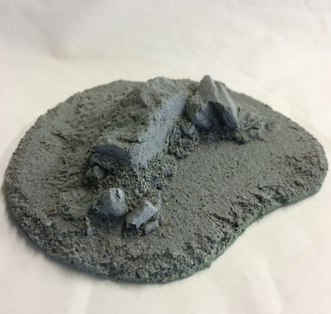 Battle Zone: Small Terrain - Type 2