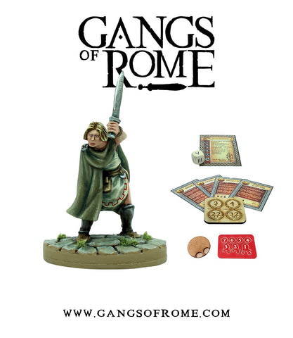 Gangs of Rome - Fighter Sextusdecimus