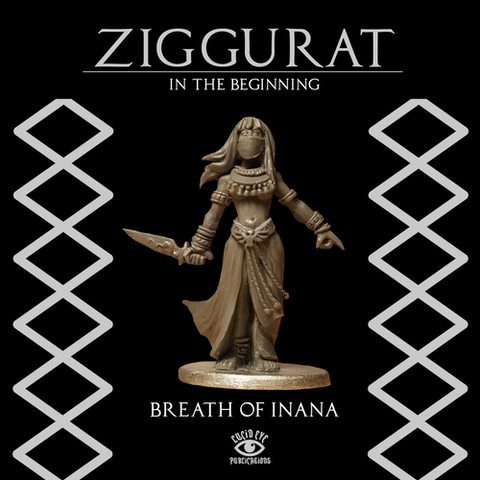 Breath of Inana - Ziggurat: www.mightylancergames.co.uk