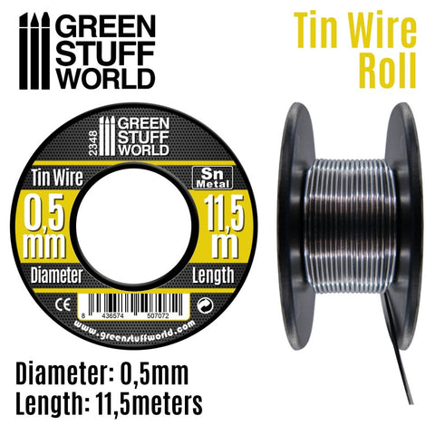 tin wire 0.5mm
