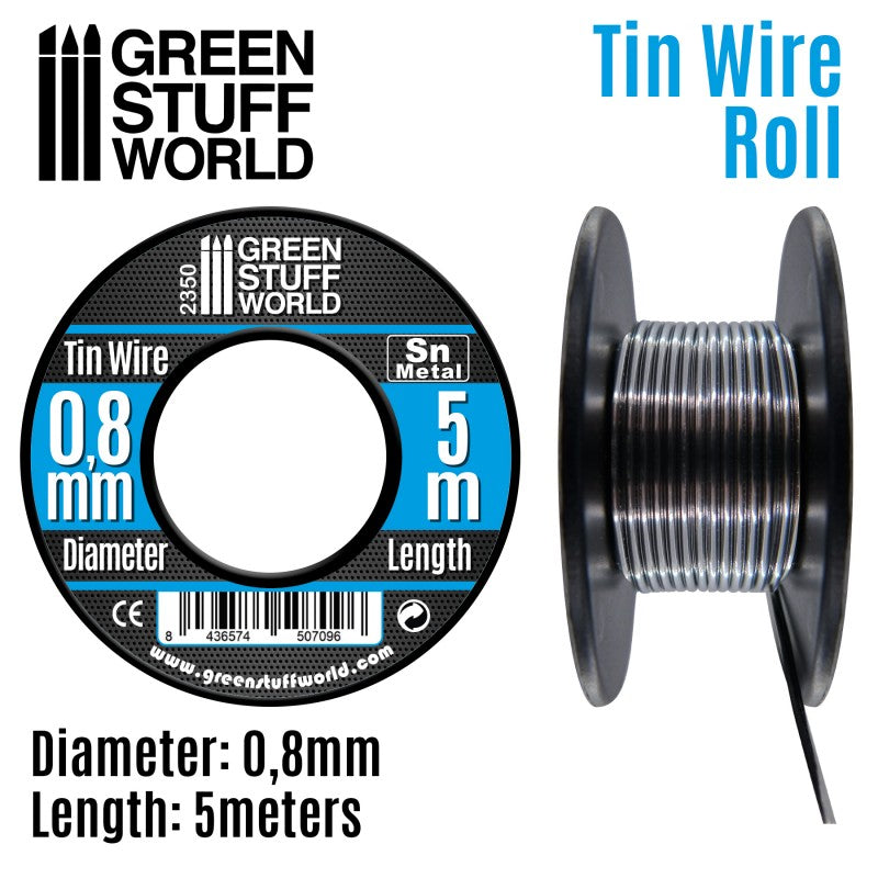 tin wire 0.8mm