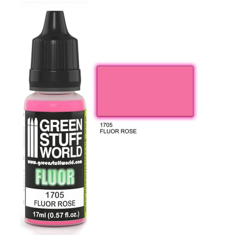 Fluor Paint ROSE -  GSW